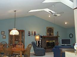 Lighting Options For Vaulted Ceilings Vaulted Ceiling Lighting Cathedral Ceiling Skylights