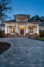 craftsman style home plans designs house plans craftsman one story modern home plan de luxihome