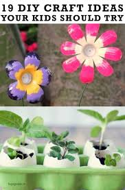 diy craft ideas your kids should try this spring