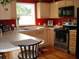 Antique Painted Kitchen Cabinets Kitchen Oak Color Cabinets Black Kitchen Floor White Kitchen