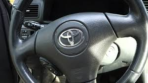 pagina oficial de toyota how to repair airbag error in toyota corolla years 2000 to 2015