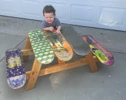 Playskool Picnic Table Kids Picnic Table Etsy