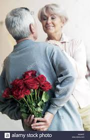 present for 60 year woman senior citizen s bunch of roses woman