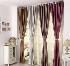 Single Curtains Window Single Side Velvet Curtain Fabric For Living Room Bedroom Kitchen