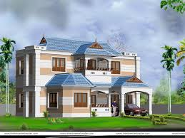 3d house plan with the implementation of 3d max modern house