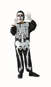 Skeleton Halloween Costume Kids Scary Halloween Skeleton Costume Child 90000