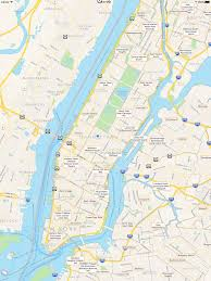york city on map nyc tourist map travel map for york city on the app store