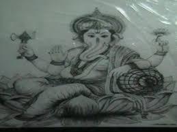 shri ganesh sketch cliparts co