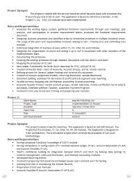 Sap End User Resume Sample Manipulation Resynthesis Natural Grains Best Home Work Writers