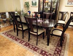 Round Rugs For Under Kitchen Table by Area Rugs For Dining Room Amazing 2017 Dining Room Design Ideas