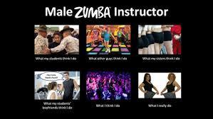 Zumba Meme - adeline scharold on twitter zumbapowerhour the life of a male