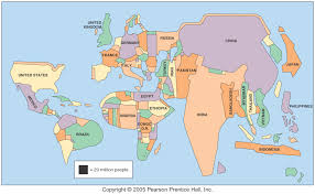 Types Of World Maps by Quia Types Of Maps For Human Geography