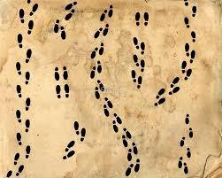Marauders Map Dress Marauders Map Footprints