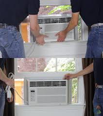 Small Air Conditioner For A Bedroom Do It Yourself Window Air Conditioner Installation Guide
