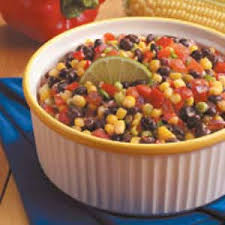quick corn and black bean salad recipe taste of home