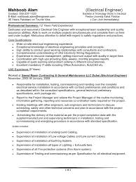 Sample Resume For Electrical Engineer In Construction Field by Download Cv Of Sr Electrical Engineer Construction Managers