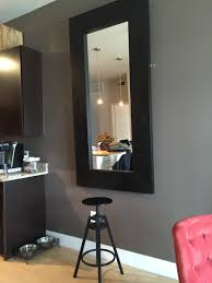Mirrors Dining Room A Hideaway Dining Table Using Ikea Mirror Ikea Hackers Ikea