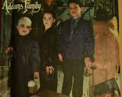 Addams Family Uncle Fester Halloween Costumes Cousin Costume Etsy