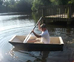 the bo at single sheet plywood boat 6 steps with pictures