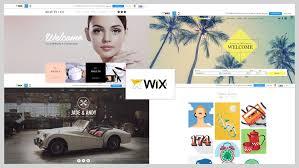 new wix templates our verdict top 5 website builders