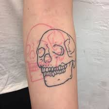 94 skull tattoos that will reveal the badass out of you