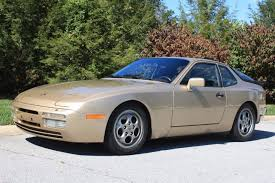 1987 porsche 944 turbo for sale 1987 porsche 944 turbo for sale on bat auctions sold for 10 000