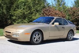1987 porsche 944 sale 1987 porsche 944 turbo for sale on bat auctions sold for 10 000