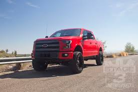 Ford Raptor With Lift Kit - 2015 2017 f150 suspension lift kits