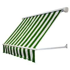 Outdoor Retractable Awnings Retractable Awnings Awnings The Home Depot