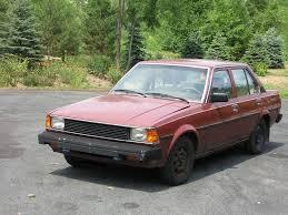 1982 Toyota Corolla Hatchback Toyota Corolla Dx 471804
