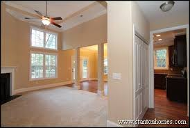 pictures of new homes interior 17 interior column styles inside new custom homes