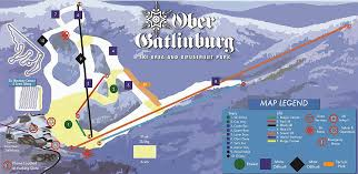 Chair Lift In Gatlinburg Ober Gatlinburg Cabins