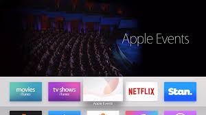 apple events app now available on the apple tv app store u2013 macstories