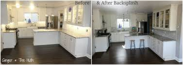 how to do a backsplash in kitchen diy hton carrara polished kitchen backsplash hometalk
