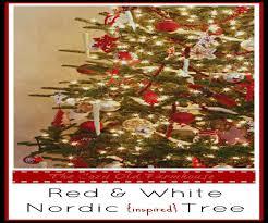 christmas tree tinsel garland christmas lights decoration