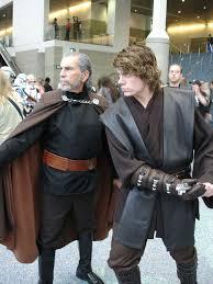 Anakin Halloween Costume File Star Wars Celebration Iv Count Dooku Anakin Skywalker