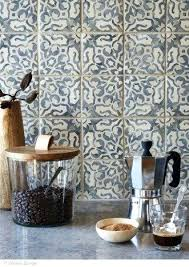 moroccan tiles kitchen backsplash moroccan tile kitchen backsplash pale blue tile with white grout