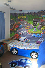 childrens bedroom racing circuit makeover interior design ideas racing car bedroom makeover