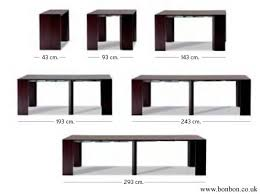 duffy london table converts from dining table 30