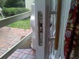 Patio Door Mortise Lock by Mortise Lock For Sliding Patio Door Swisco Com