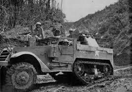 amphibious vehicle ww2 m16 multiple gun motor carriage wikipedia