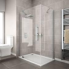 Frameless Shower Door Bathroom Frameless Shower Door Swing Glass Door Shower With