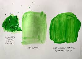 characteristics and advantages of acrylic paint