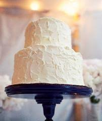 wedding cake simple bakeshop new hampshire wedding http