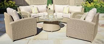 Half Moon Tables Living Room Furniture by Arc 5 Half Moon Rattan Sofa Set Half Moon Sofas Corner Sofas