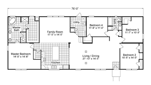 5 Bedroom Manufactured Home Floor Plans Floor Plans For Standard Floor Plan I Would Make A Few Tweaks