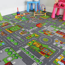 Childrens Round Rugs Rugged Best Round Rugs Blue Area Rugs In Play Rug For Cars