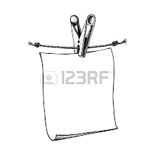 hand drawn sketch vector illustration of candle royalty free