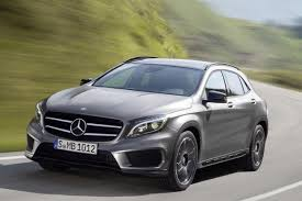 crossover mercedes 2015 mercedes gla class compact crossover set for frankfurt