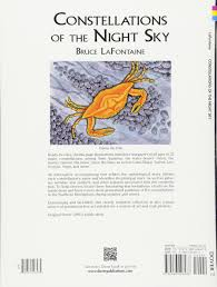 constellations of the night sky dover nature coloring book